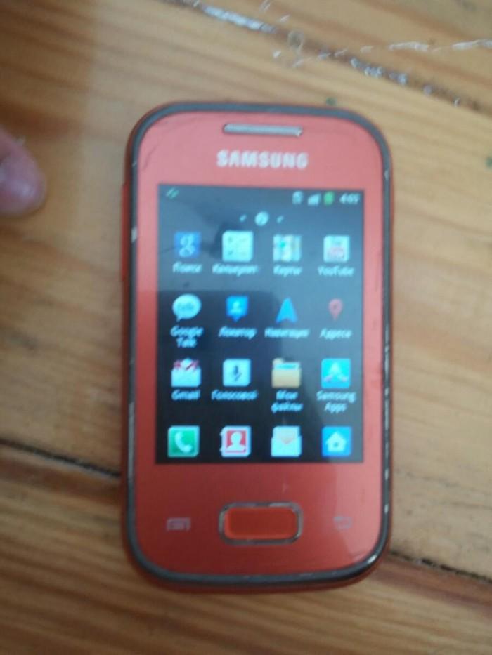 Б/у Samsung Galaxy Pocket 1 ГБ Оранжевый. Photo 3
