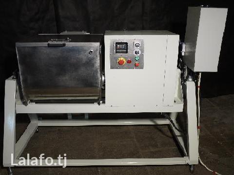 Предназначена для замеса крутого теста для бараночных изделий и других сортов мучнисто-кондитерских изделий в хлебопекарном производстве, кондитерской промышленности