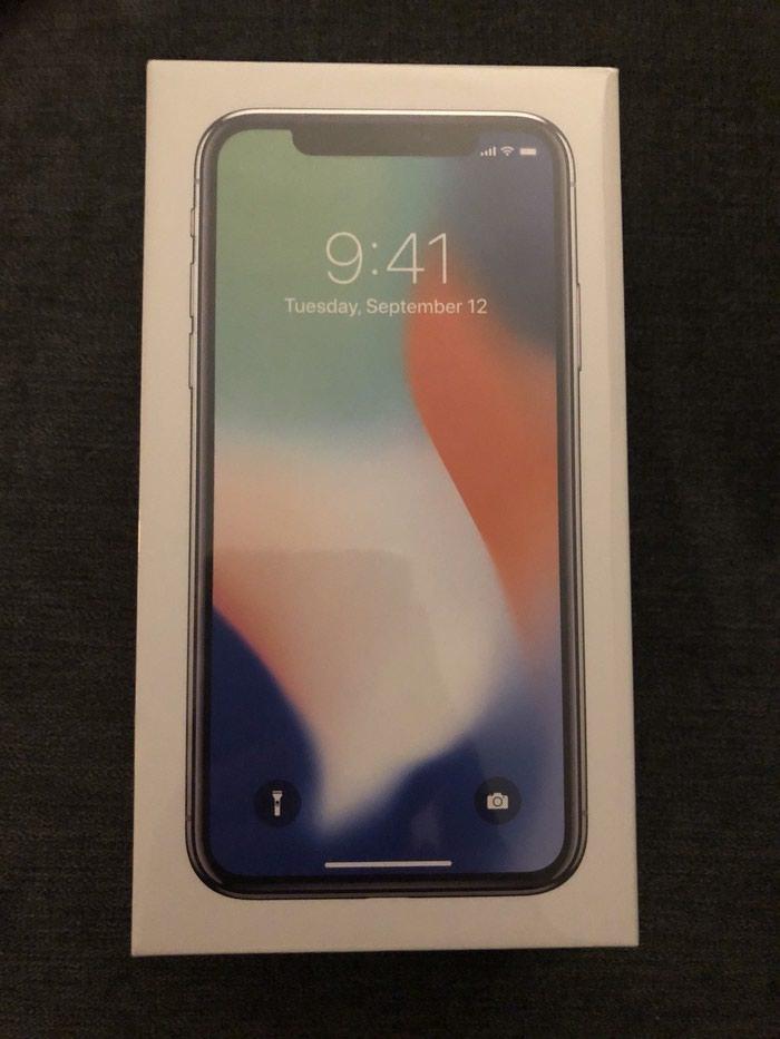 Iphone x new. Photo 0