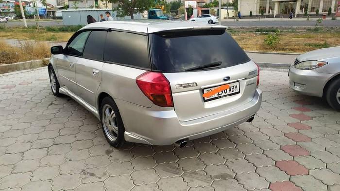 Subaru Legacy 2005. Photo 5