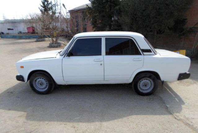 Продаю или меняю ваз 2107 в отличном  состояние Гаражная хранения ржав в Бишкек