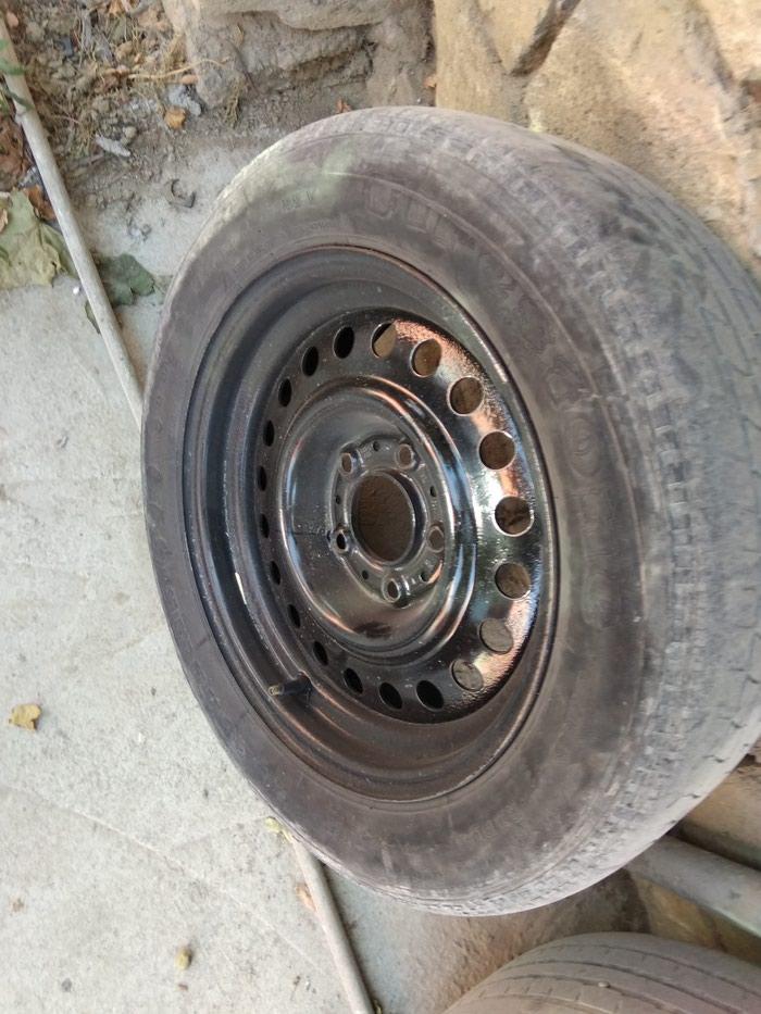 Bmw ucun sade diski teker R15. Photo 0