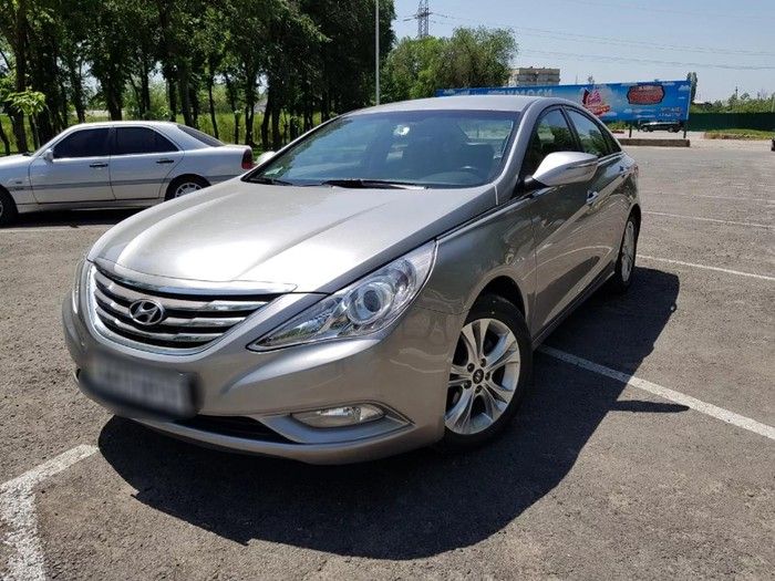 Hyundai Sonata 2012 в Душанбе
