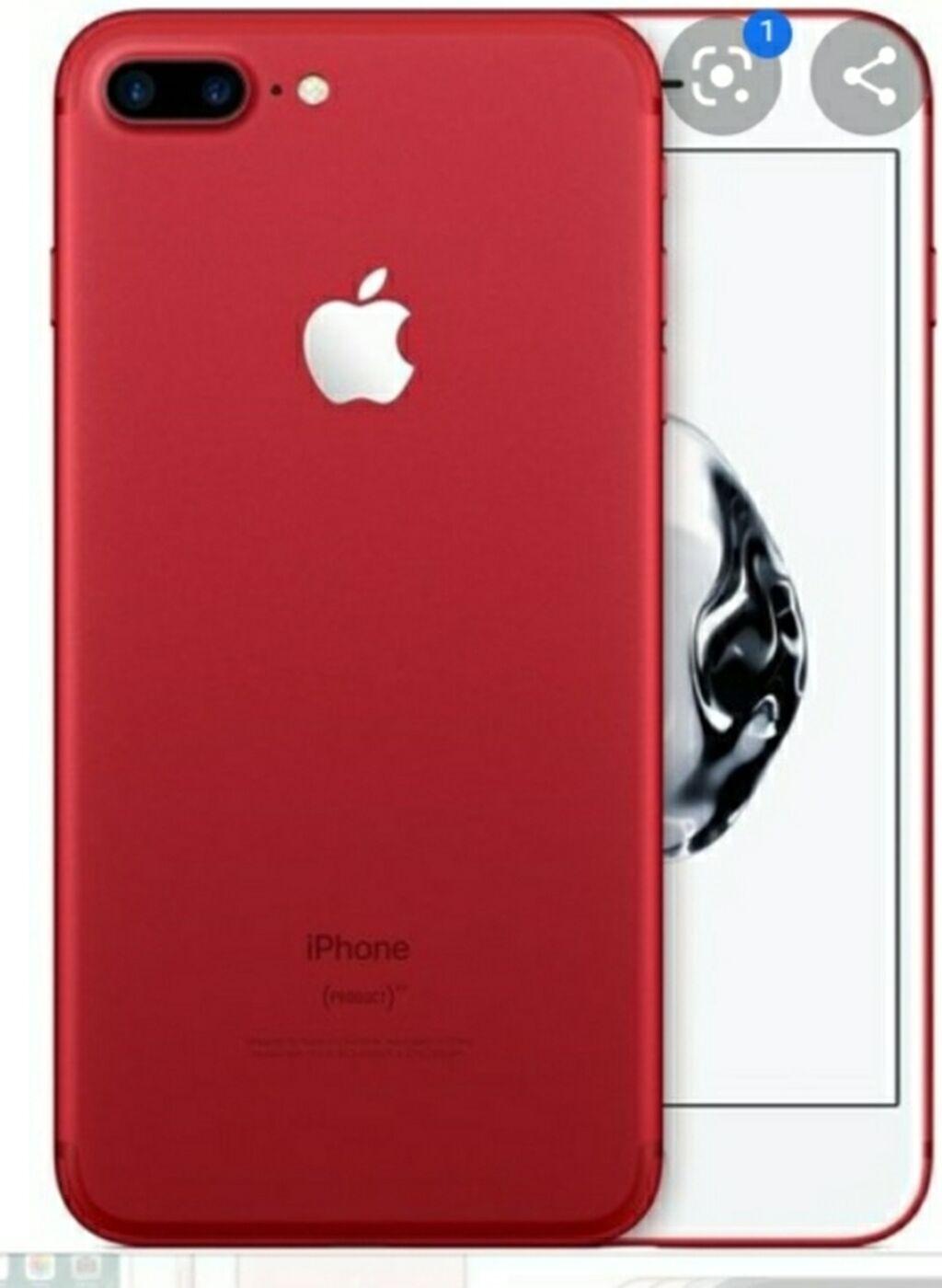 Б/У iPhone 7 Plus 128 ГБ Красный: Б/У iPhone 7 Plus 128 ГБ Красный