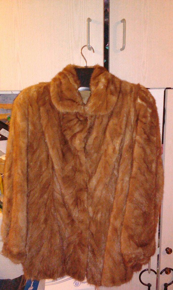 Ζακέτα μακρυά γούνα μέγεθος Large σε πολλή καλή κατάσταση. Photo 0