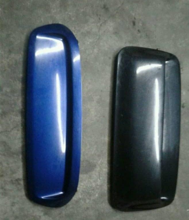 Ковши на субару турбо синий на легаси, черный на форика ковши сток. Photo 0