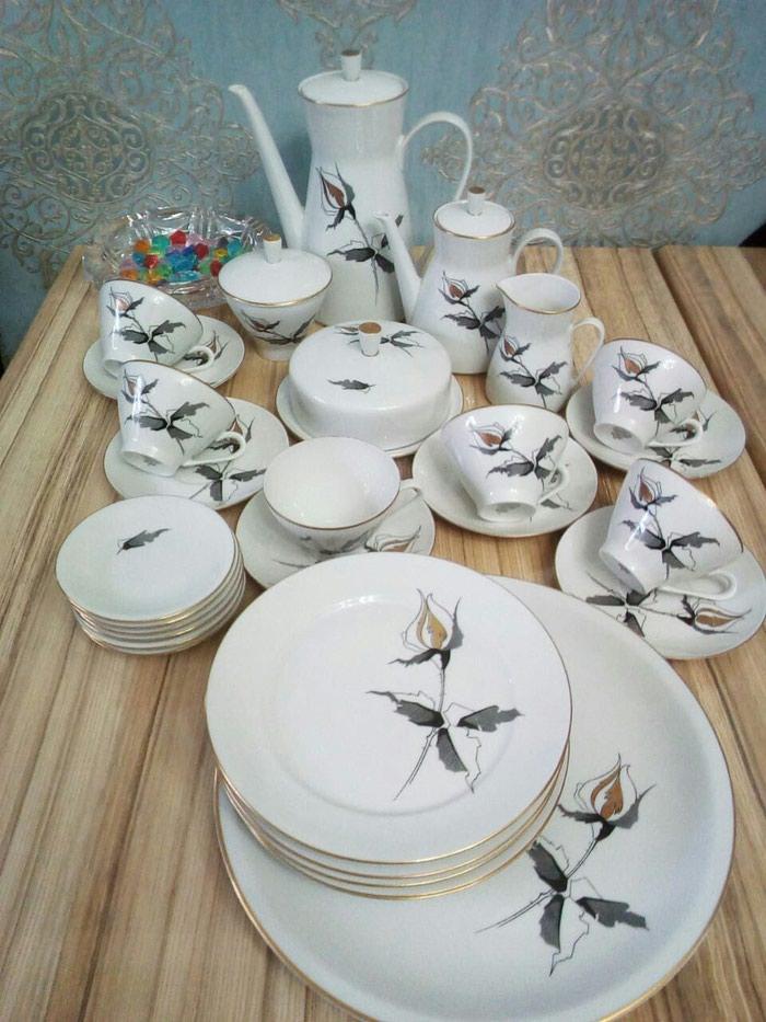 Чайный сервиз гдр, 6 персон. Photo 1