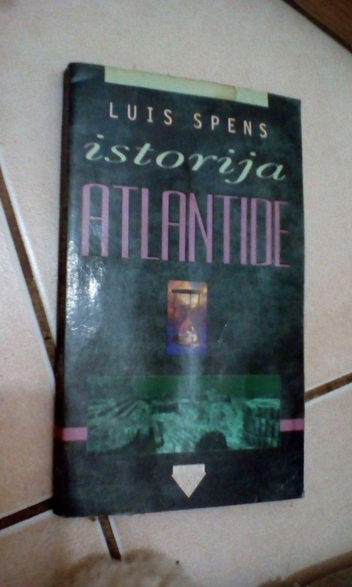 Istorija atlantide - Pozarevac