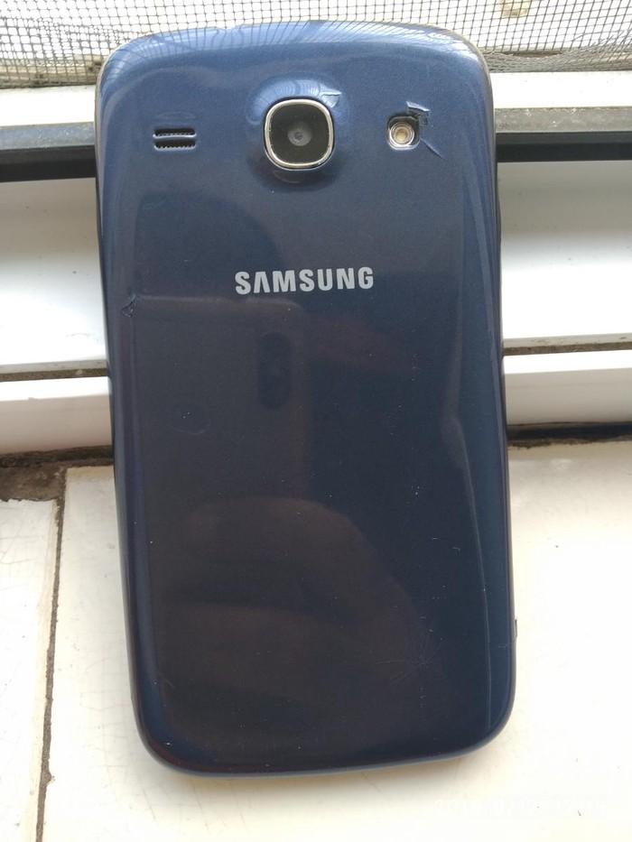 Təmirə ehtiyacı var Samsung GT-C3010 1 GB göy. Photo 1