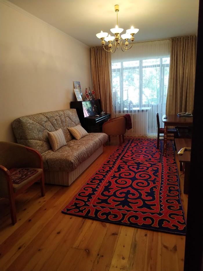 Сдается квартира: 2 комнаты, 52 кв. м., Бишкек. Photo 0