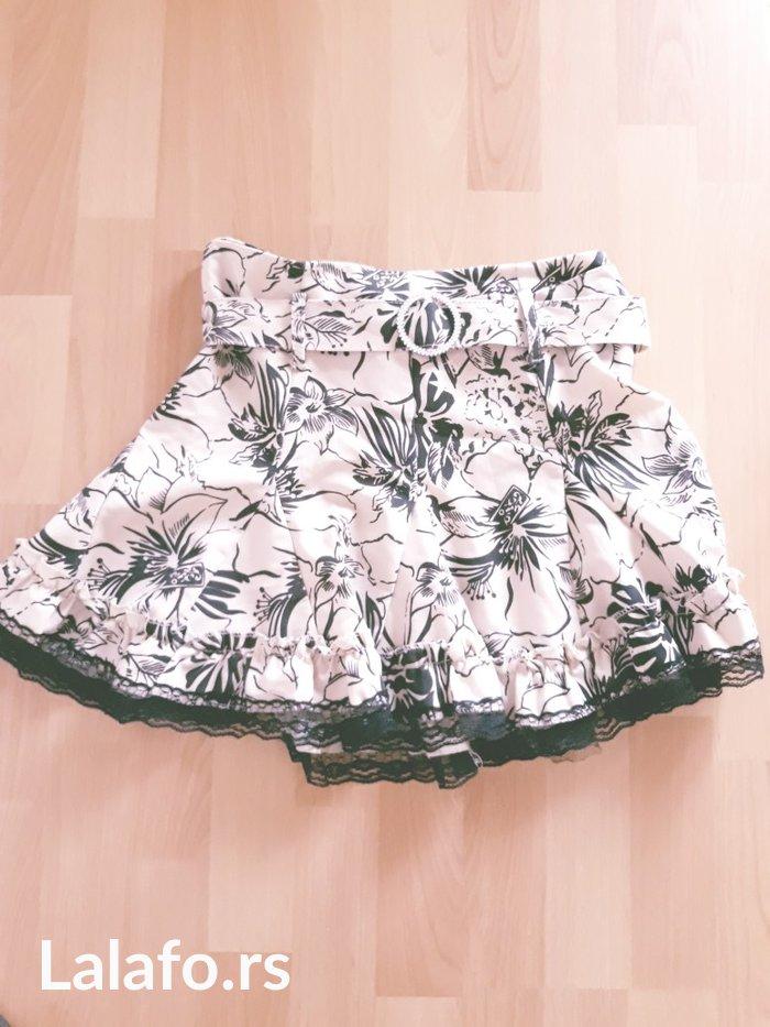 Suknja velicina S - Kladovo