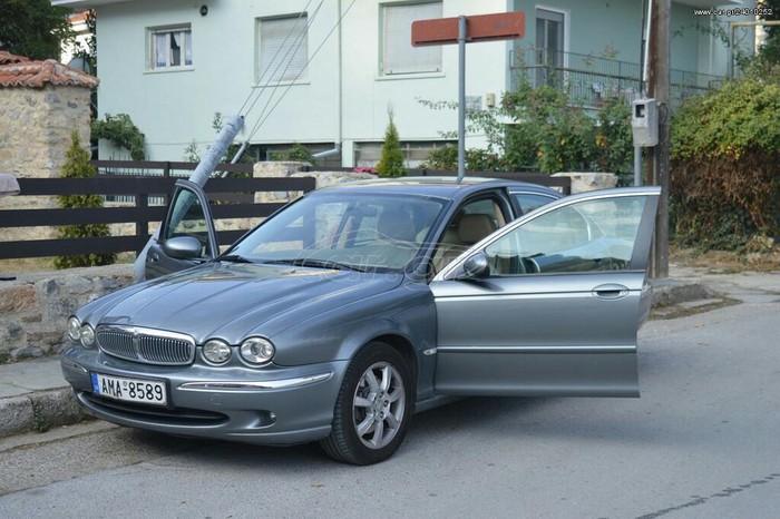 Jaguar X-type 2005. Photo 2