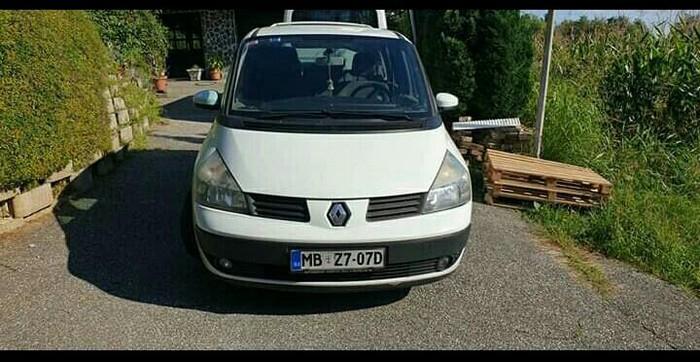 Renault Espace 2005. Photo 2