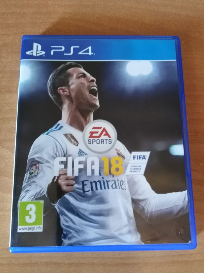 FIFA 18 - PS4 σε Αιγάλεω