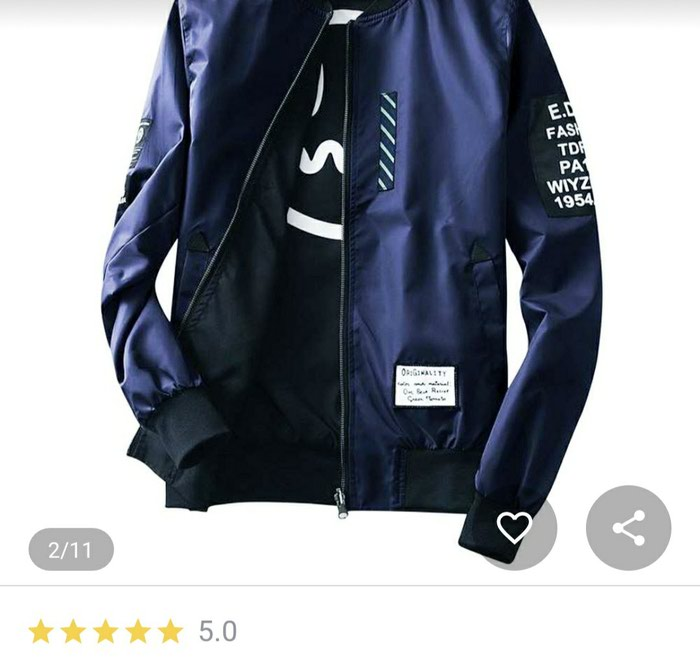 New Jacket with 3 colors .. only 15€. Photo 2
