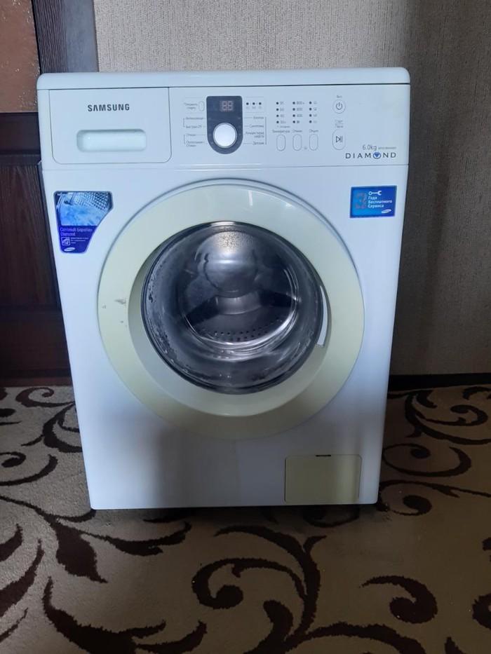 Автоматическая Стиральная Машина Samsung 6 кг. в Худжанд
