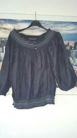 Zara bluza u boho fazonu,kao nova,prelepa,velicina m - Beograd