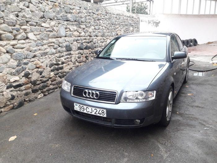 Audi A4 2003. Photo 8