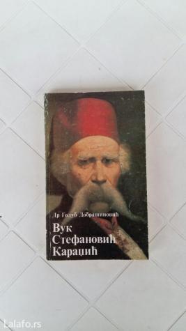 Knjiga o vuku stefanoviću karadzicu