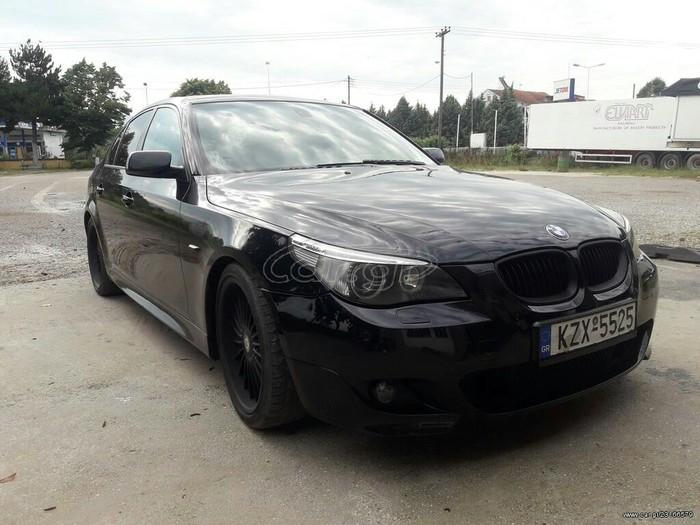 BMW 530 2005. Photo 2