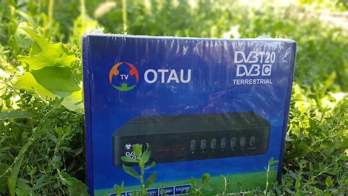 Качественные тюнера ОTAU Есть бесплатная доставка по городу. Photo 0
