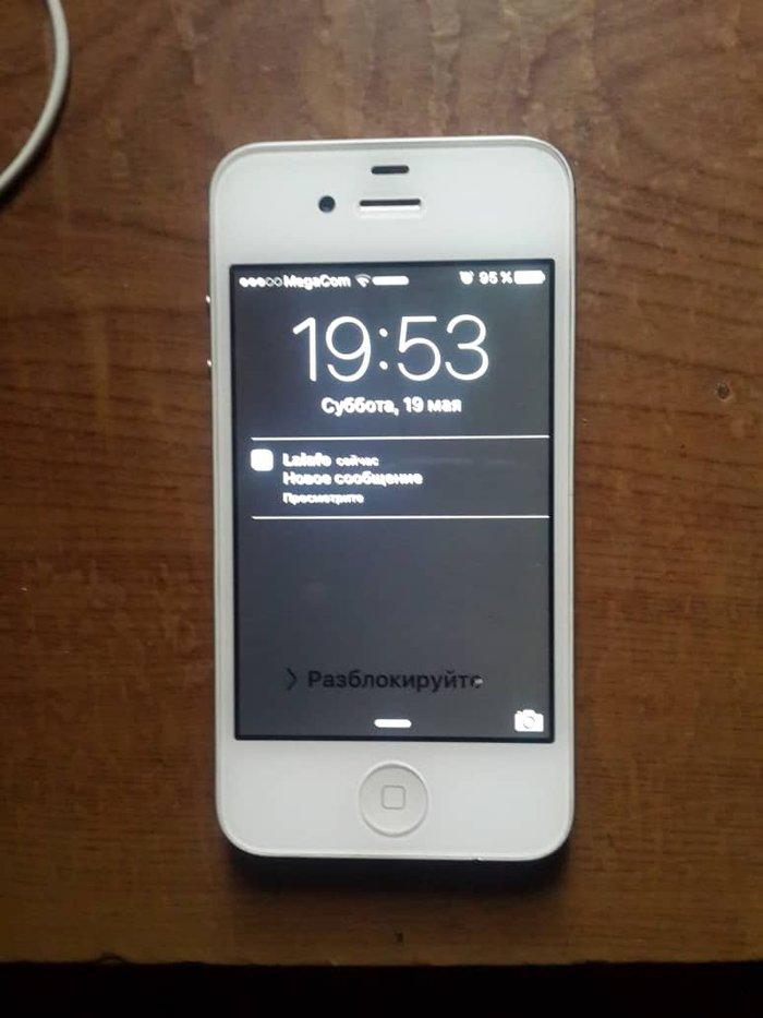 Айфон 4с состояние отличное 8г в Лебединовка