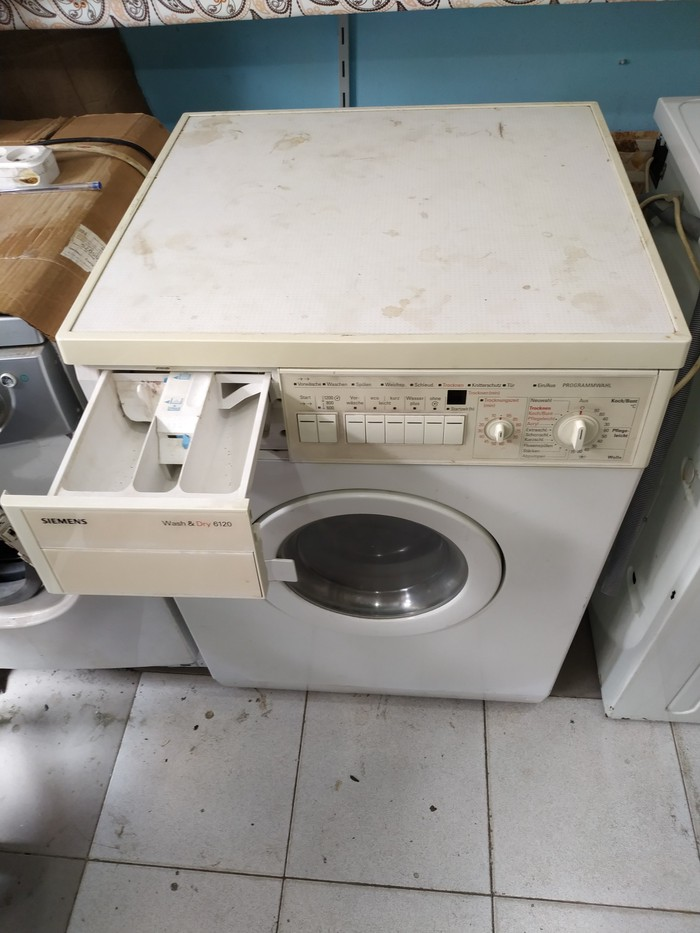 Washing Machine . Photo 0