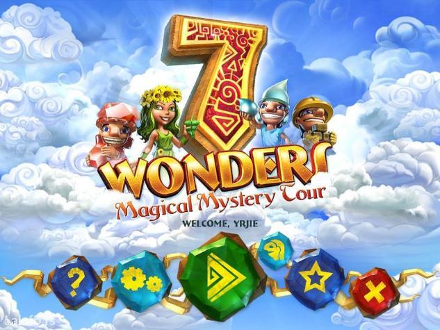7 wonders - igrica za pc / laptop - Boljevac
