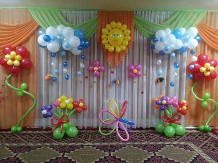 Детсад оформление шарами!. Photo 1