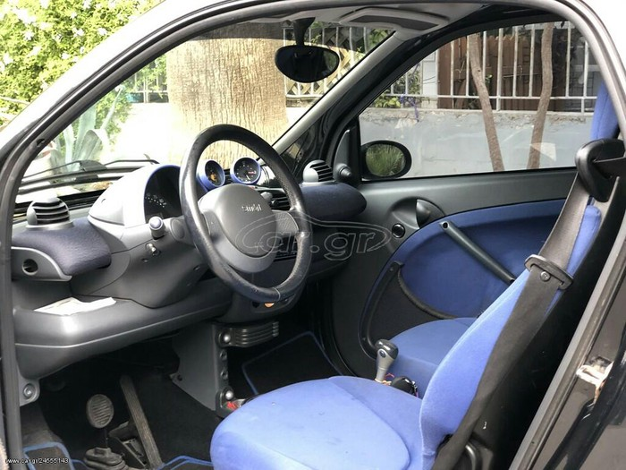 Smart Fortwo 2001. Photo 3