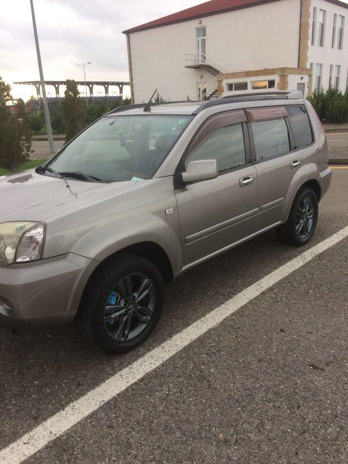 Bakı şəhərində Nissan X-trail hec bir problemi yoxdur. ideal veziyyetdedir.qiymeti