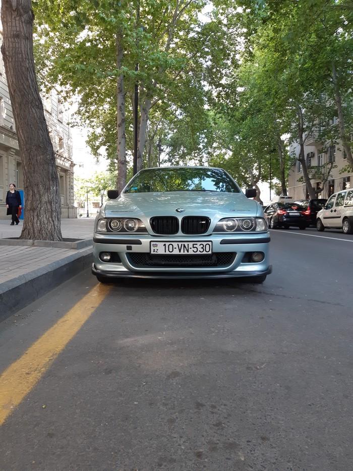 BMW 523 1996. Photo 3