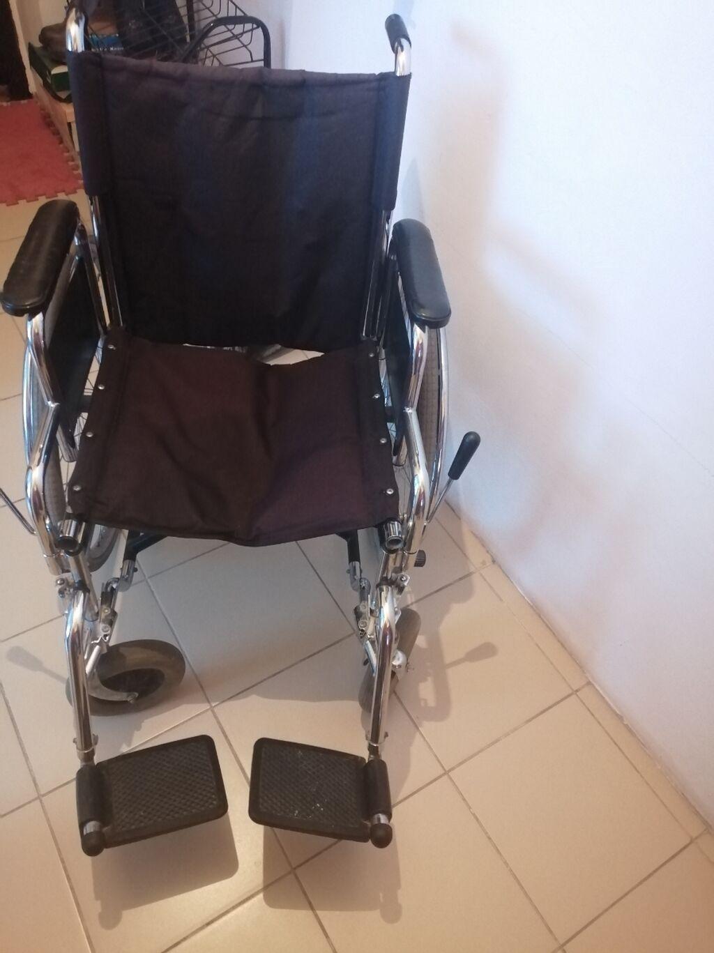 Продаю инвалидную коляску, в отличном состоянии | Объявление создано 12 Сентябрь 2021 04:45:58: Продаю инвалидную коляску, в отличном состоянии
