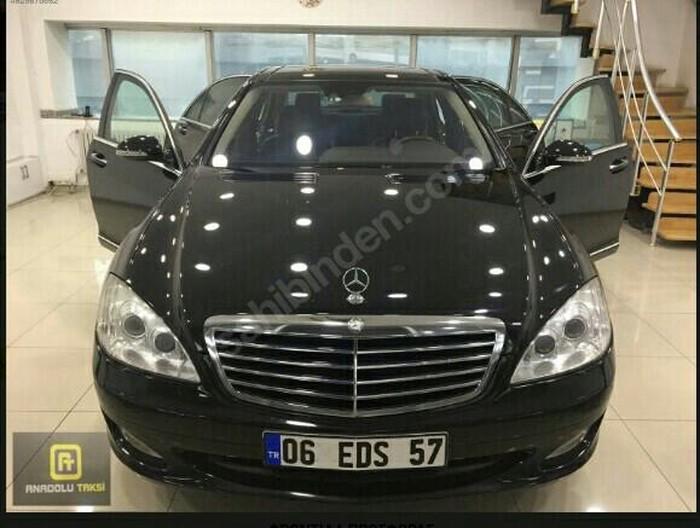 Mercedes-Benz S 320 3 l. 2007 | 194000 km