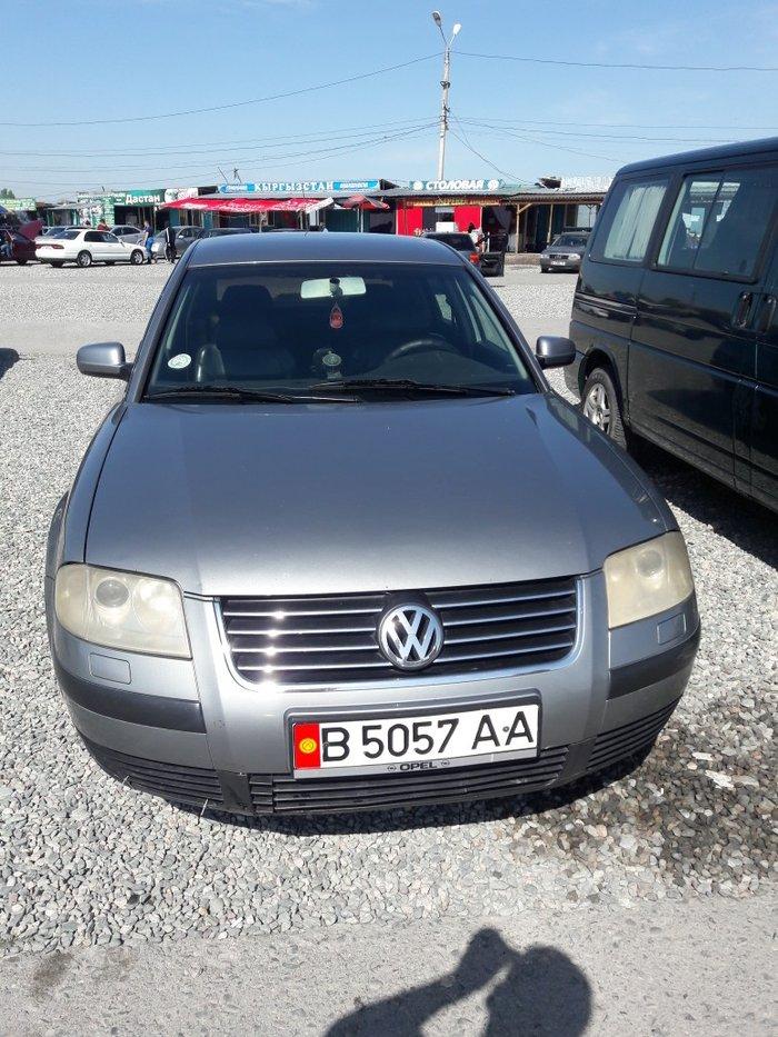 Volkswagen Passat 2000 в Бишкек