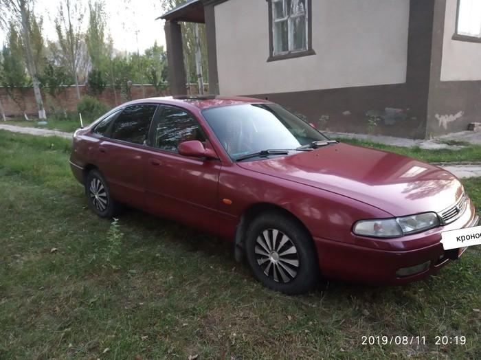 Mazda Cronos 1997. Photo 0