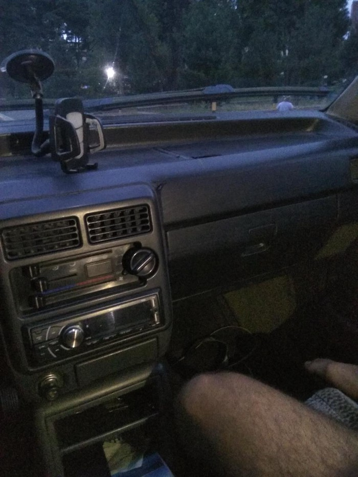 Mazda 121 1990. Photo 5