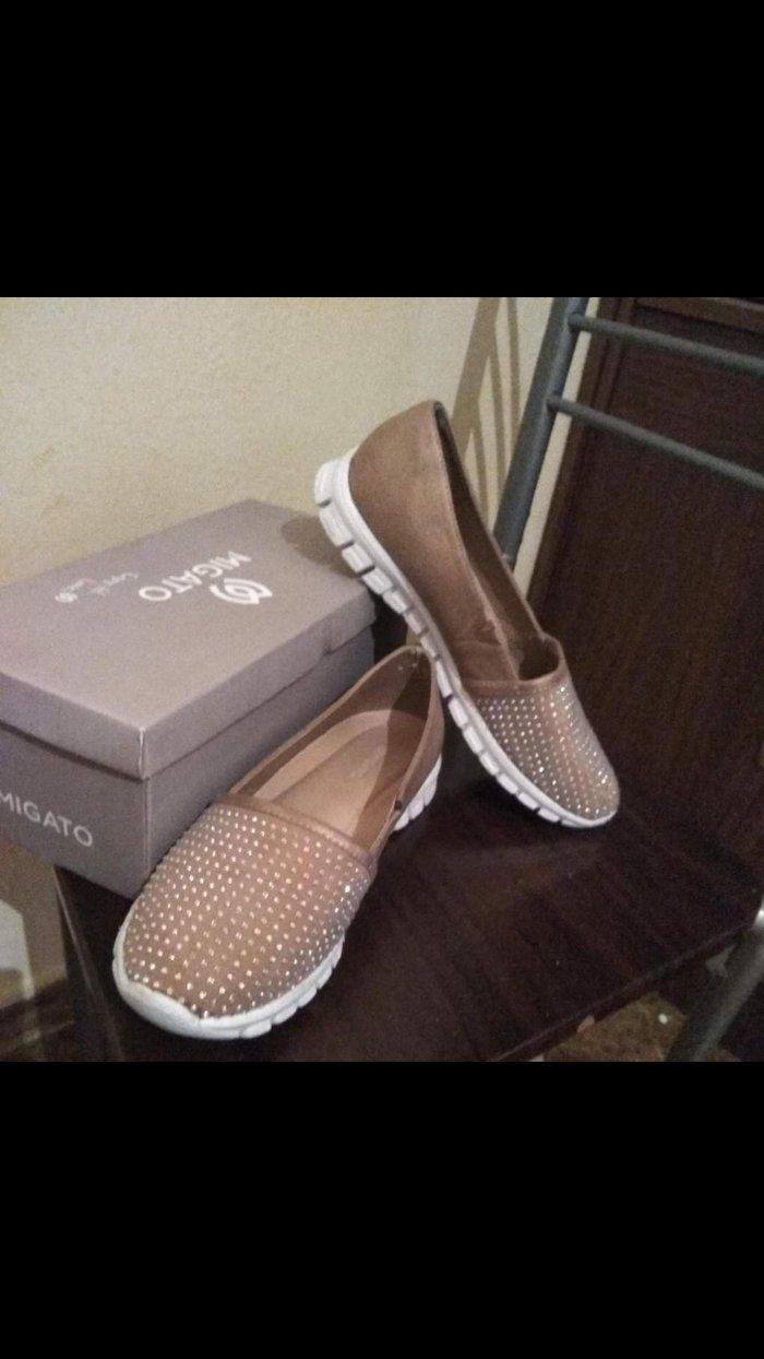 Γυναικεία παπούτσια  migato. Photo 1