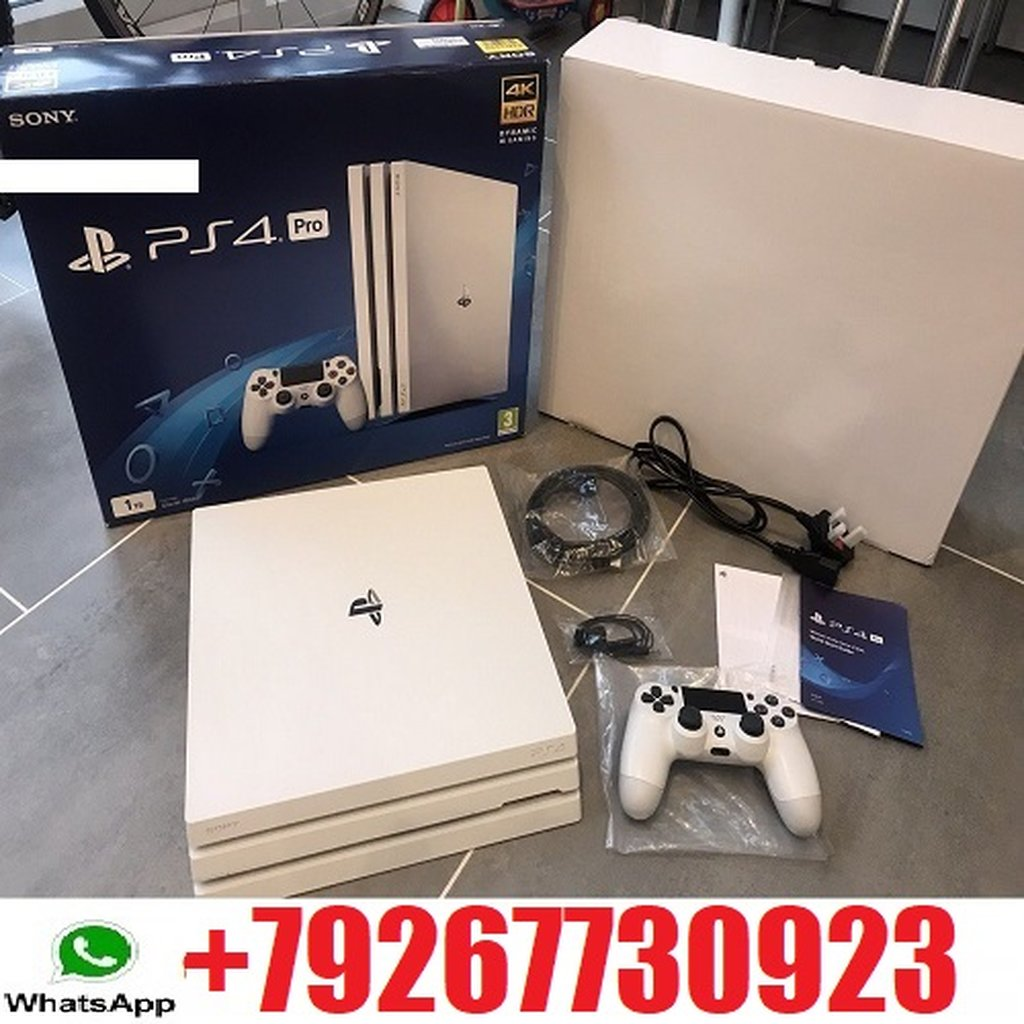 MOST WANTED!! BUY 2 GET 1 For New Sony PLaySTAtiOn 4 Ps4 PrO 1TB,2TB Video Game cONSoleS + 10 GAMES & 2 wireless controllers