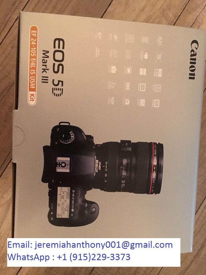 Ολοκαίνουργιος φακός Canon EOS 5D Mark III 24-105mm. Photo 0
