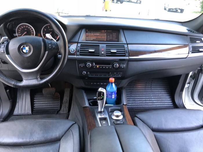 BMW X6 2008. Photo 7
