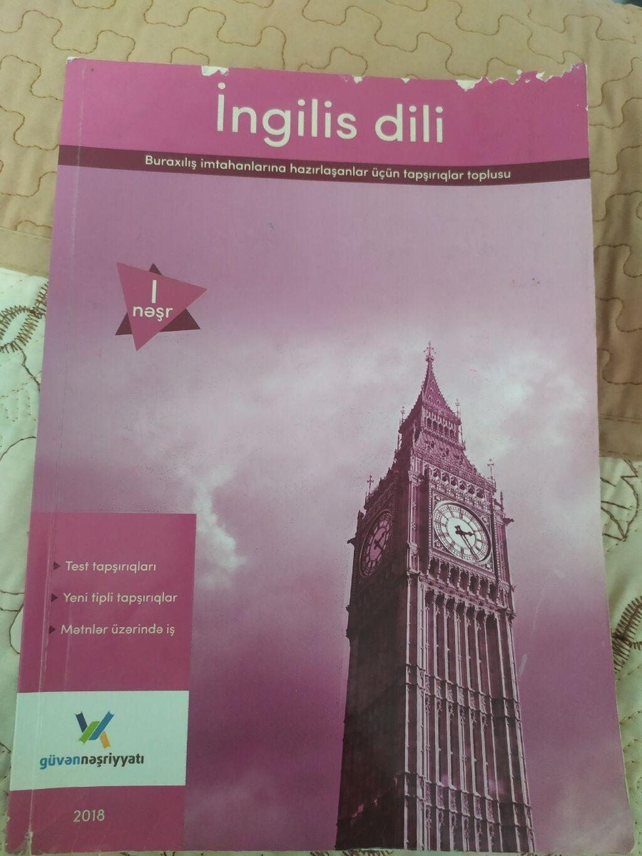 Guven ingilis dili  Üstü biraz pis olsada içi teptezedir | Elan yaradılıb 14 Oktyabr 2021 17:39:20 | KITABLAR, JURNALLAR, CD, DVD: Guven ingilis dili  Üstü biraz pis olsada içi teptezedir