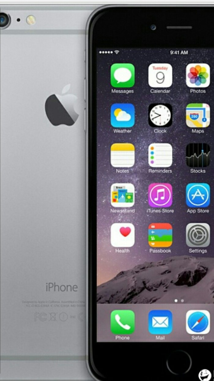 Iphone 6 cdma mobil telefon