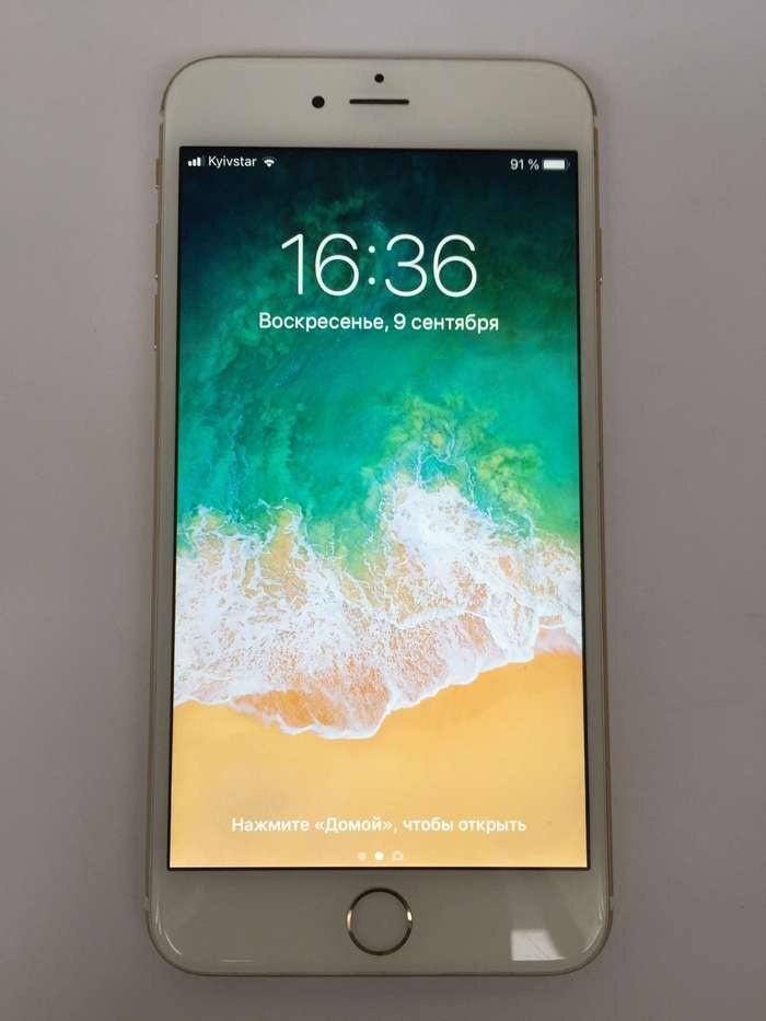 Айфон 6 голд 64 гига в отличном состоянии!!!! . Photo 4