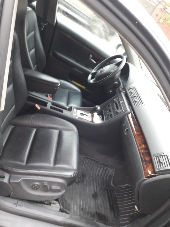 Audi A4 2003. Photo 2