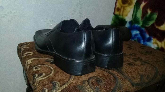 Кожанные туфли 43 размера. Photo 2