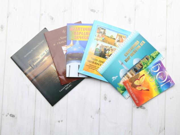 Набор из 6 книг: