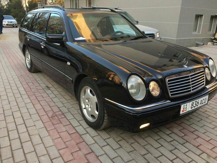 срочно продаю mercedes-benz w210 e320 идеальный( или обмен на седан ил в Бишкек