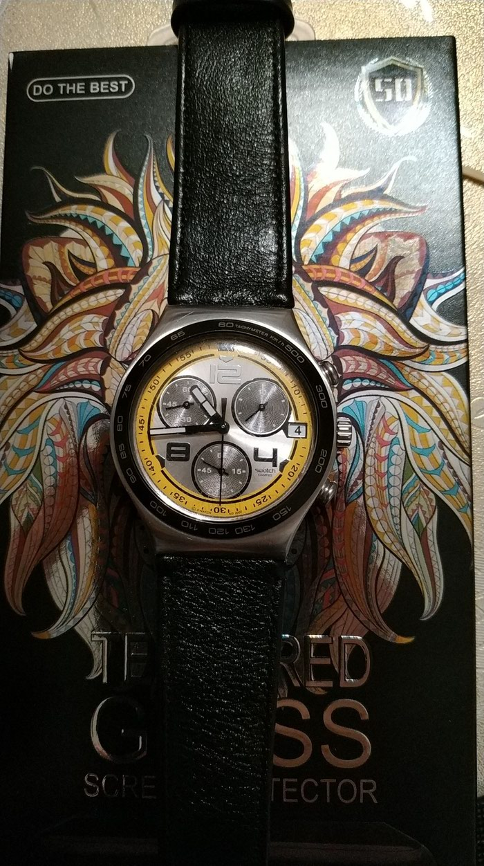 d12b94af Swotch swiss irony за 4500 KGS в Бишкеке: Наручные часы на lalafo.kg