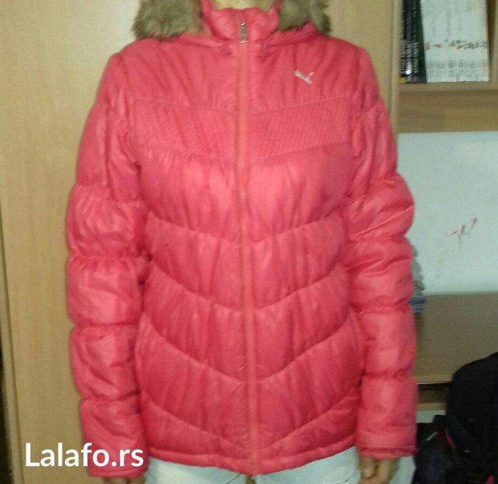 Puma nova jakna. Cena 4500 - Kraljevo